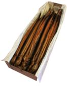 Hollandse Kweekschier gerookt 100/200 gr p/st