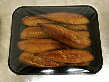 Gerookte Makreel (Filet)